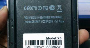 Oppo Clone X6 Firmware