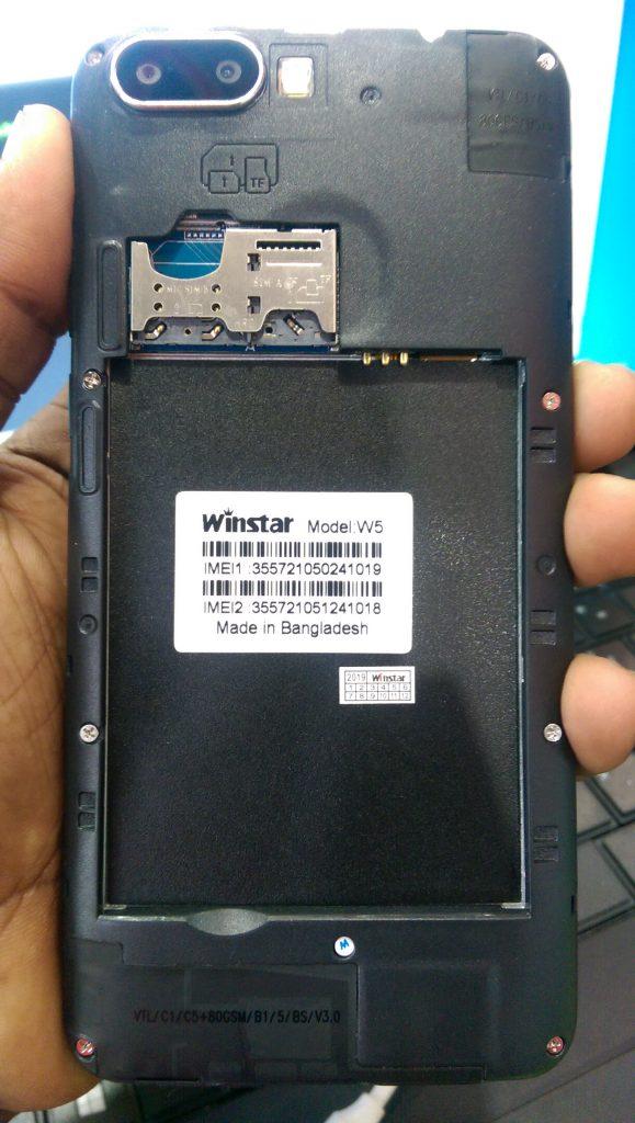 Winstar W5 Firmware