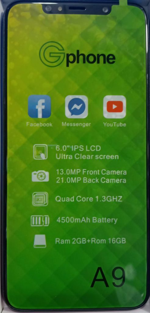 Gphone A9 Firmware