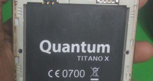 Quantum Q-TITANO X
