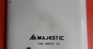 Majestic TAB 386HD 3G Firmware