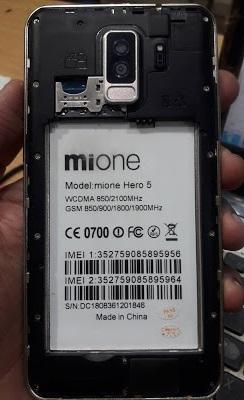 Mione Hero 5 Flash File