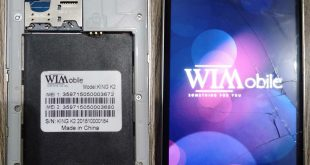 WIMobile King K2 Firmware