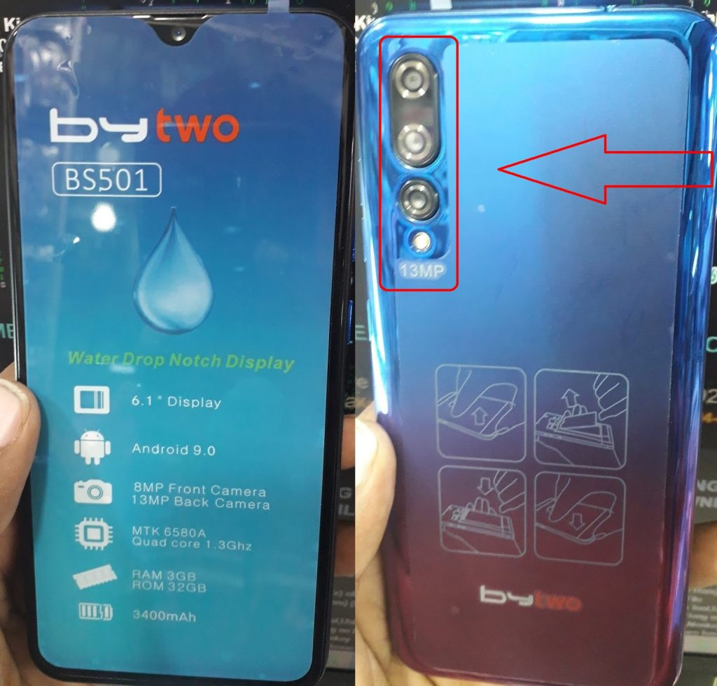 Bytwo BS501 Firmware,