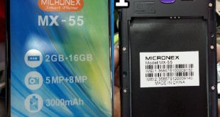 Micronex MX-54 Firmware