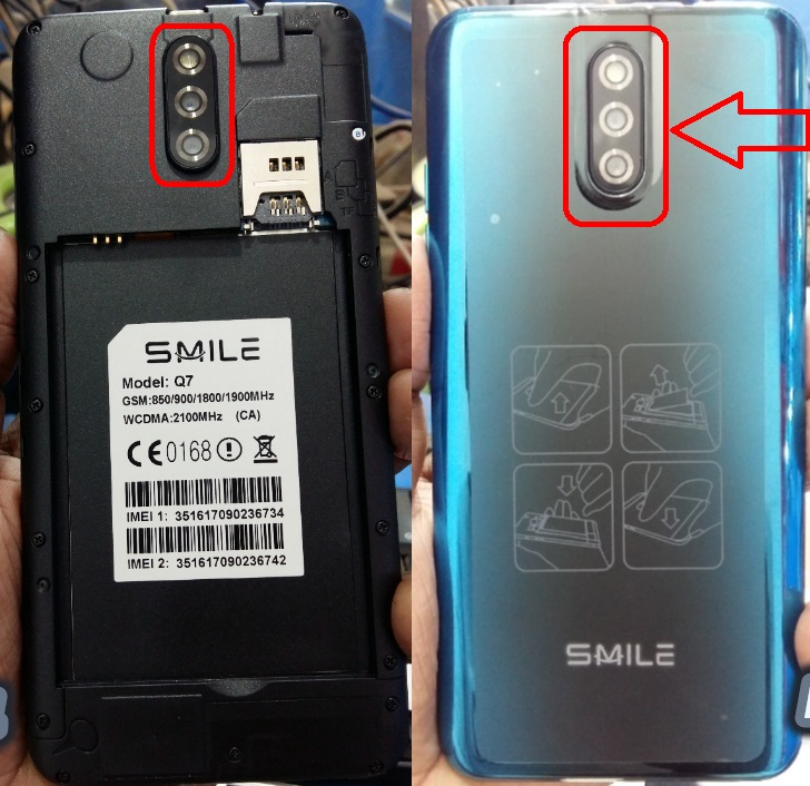 Smile Q7 Firmware