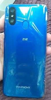 Symphony Z12 Firmware