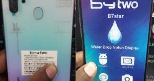 Bytwo B7Star Firmware