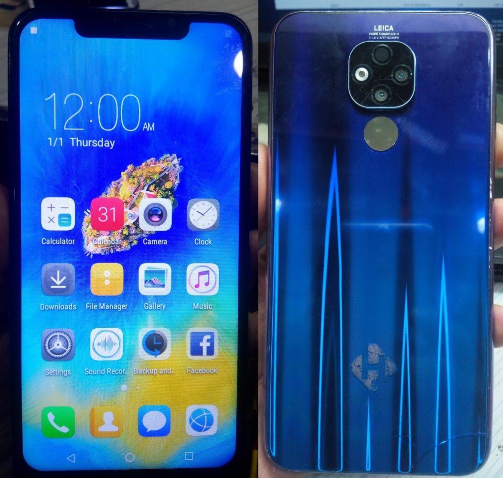 Huawei Clone Mate 20 X Firmware