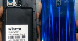 Winstar WS107 Firmware