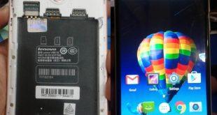 Lenovo Vibe S2i Firmware