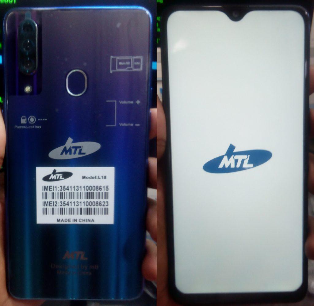 MTL L18 Firmware
