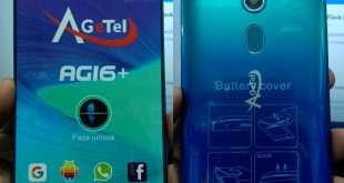 Agetel AG16+ Flash File Firmware