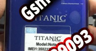 Titanic Note 1 flash file