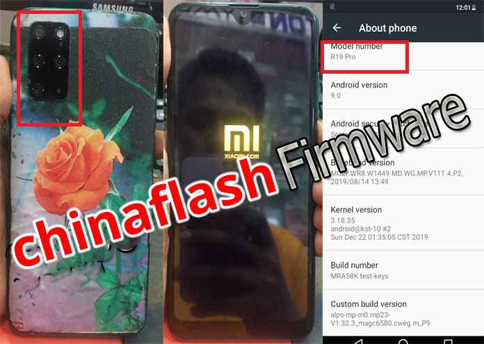 Mi Clone R19 Pro Flash File