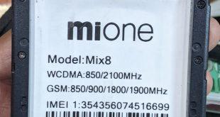 Mione Mix 8 flash file
