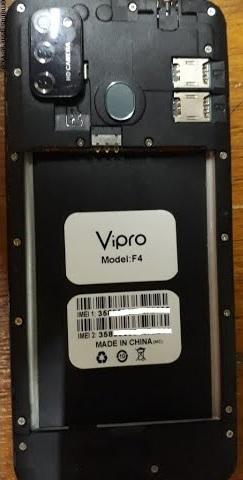 Vipro F4 Flash File