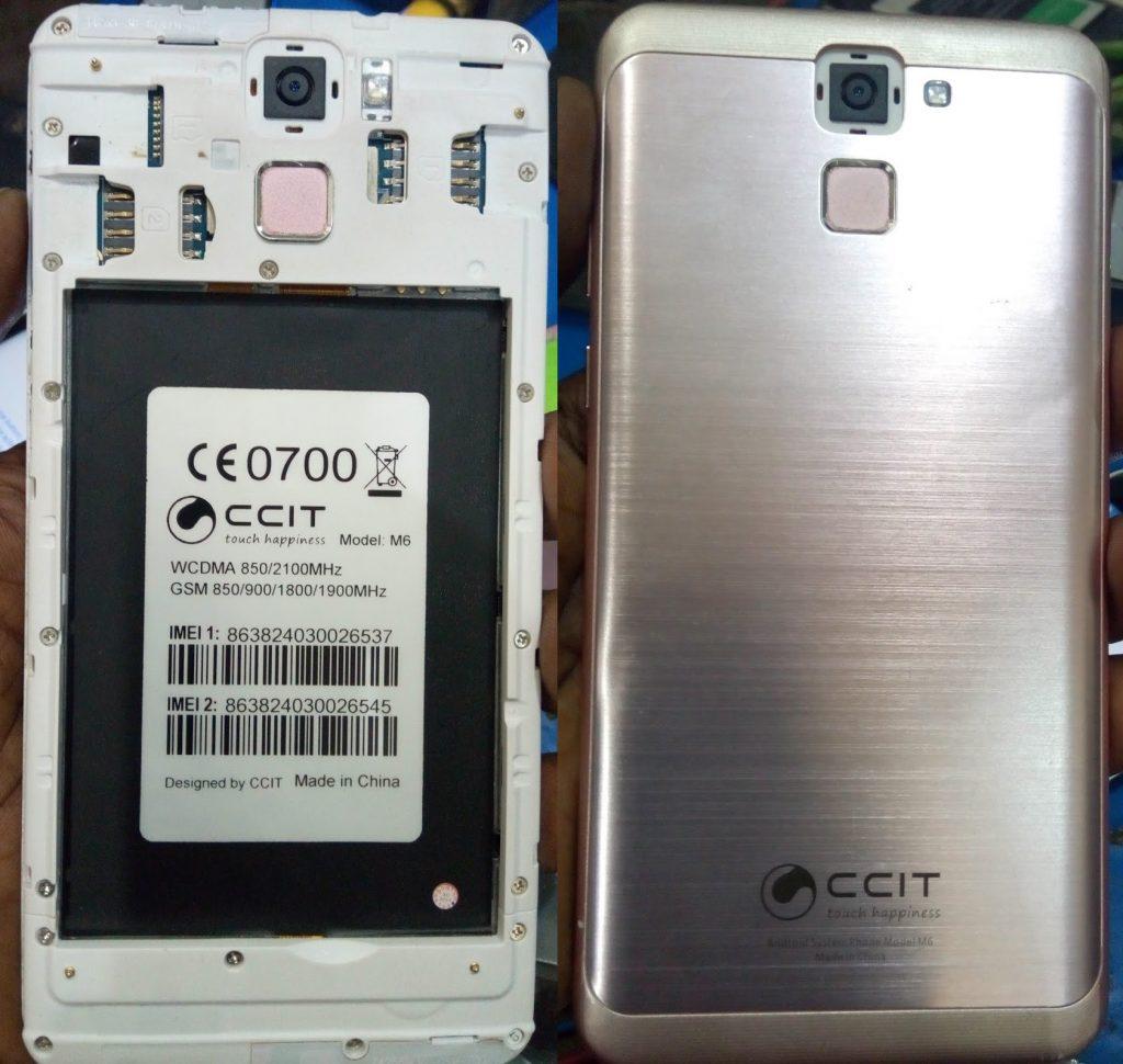 Ccit M6 Flash File