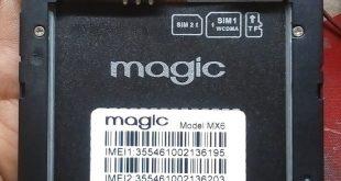 Magic MX6 Flash File