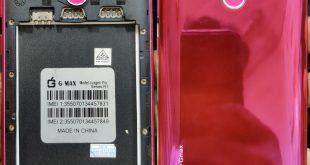 G-Max Luxgen Pro R1 Flash File